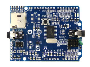 MICO Shield board arduino