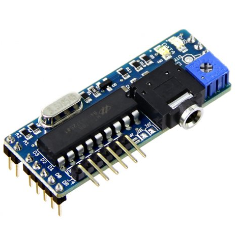 Hello MICO!DTMF Shield for Arduino
