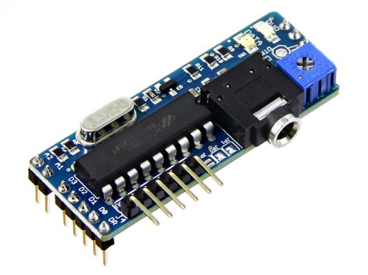 Arduino DTMF Shield